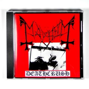 MAYHEM deathcrush CD