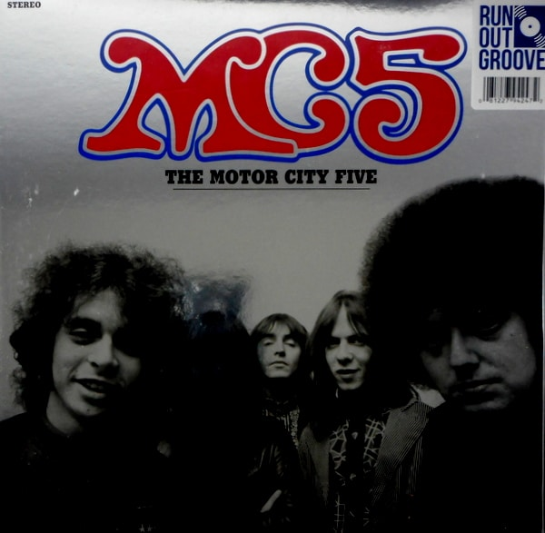 MC5 the motor city five LP