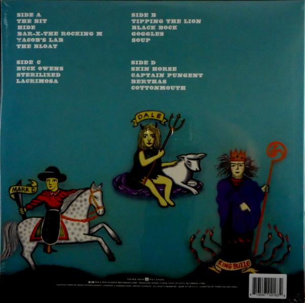 MELVINS stag LP