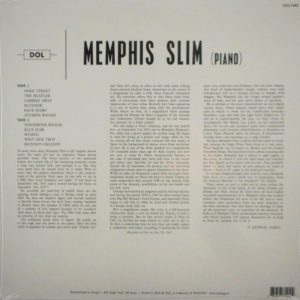 MEMPHIS SLIM five hundred dollars LP