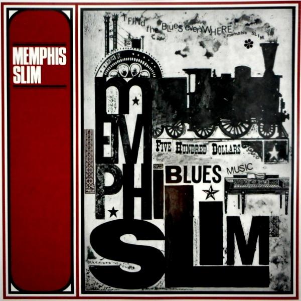 MEMPHIS SLIM five hundred dollars LP