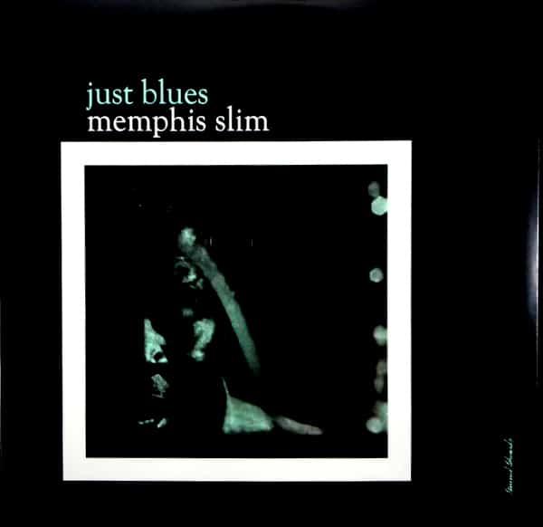 MEMPHIS SLIM just blues LP