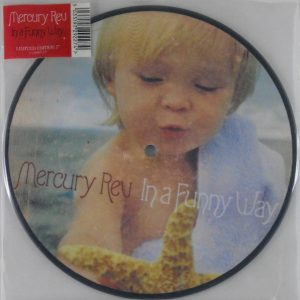 mercury rev in a funny way 7 inch pic disc 1