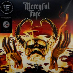 MERCYFUL FATE 9 LP