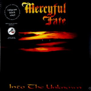 MERCYFUL FATE into the unknown LP