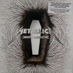 metallica death magnetic lp