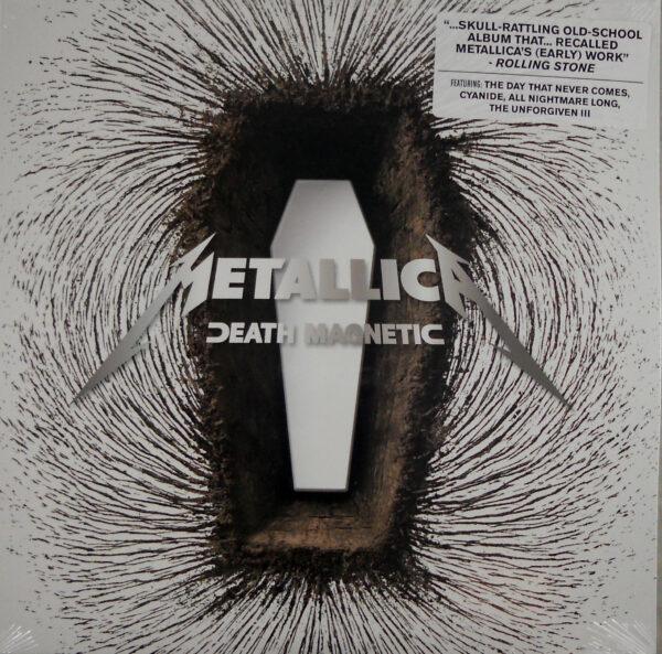 metallica death magnetic lp