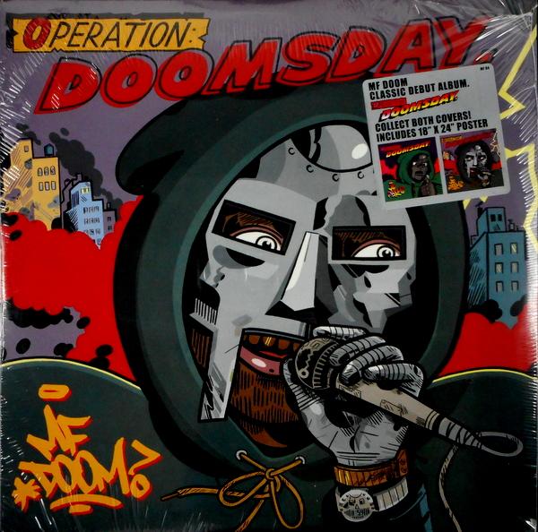 MF DOOM operation doomsday LP