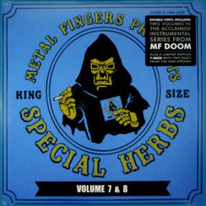 MF DOOM presents special herbs vol 7 & 8 LP