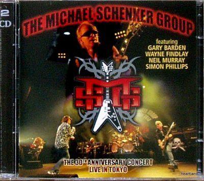 michael schenker 30th cd