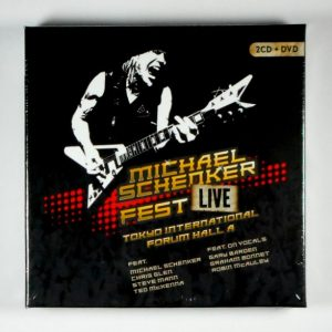 SCHENKER GROUP, MICHAEL fest - deluxe cd CD