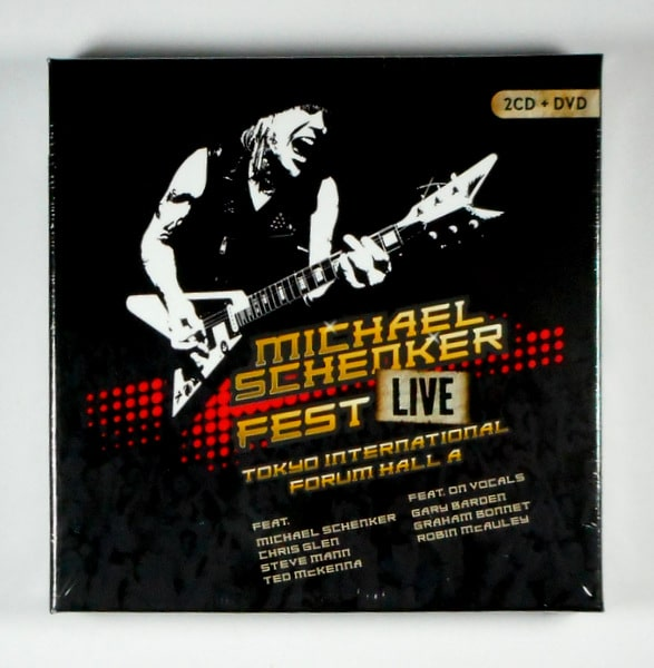 SCHENKER GROUP, MICHAEL fest - deluxe cd CD