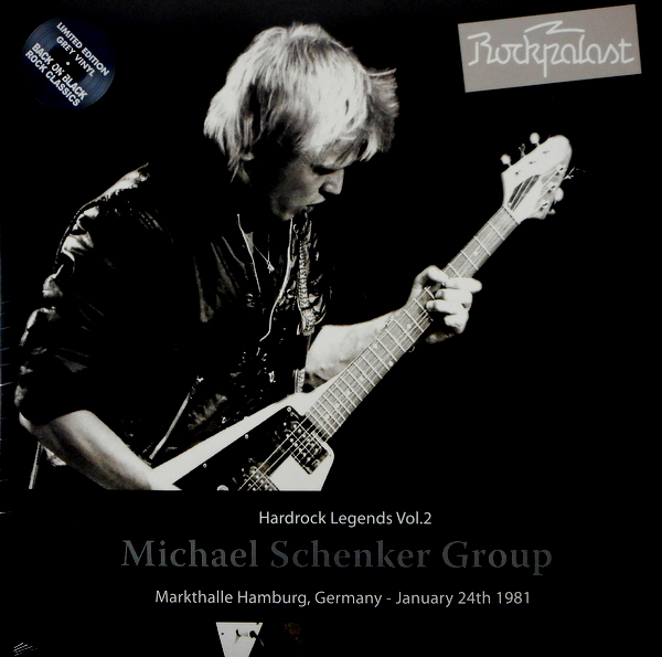 SCHENKER GROUP, MICHAEL hardrock legends vol 2 LP