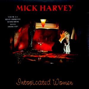 HARVEY, MICK intoxicated woman LP