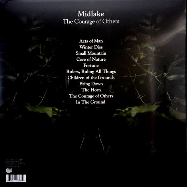 MIDLAKE the courage of others LP