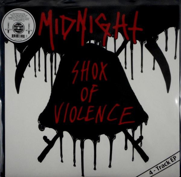 "MIDNIGHT shox of violence 12"""