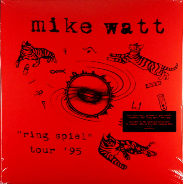 WATT, MIKE ring spiel tour '95 LP