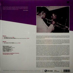DAVIS, MILES in copenhagen 1960 LP