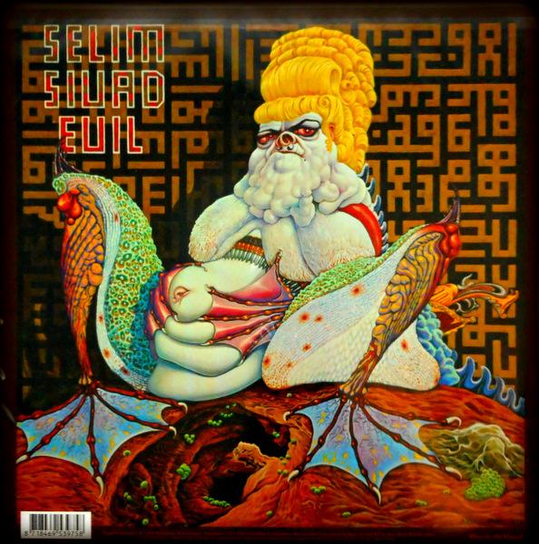 DAVIS, MILES live evil LP
