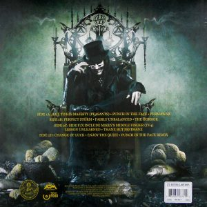 ministry from beer to eternity lp