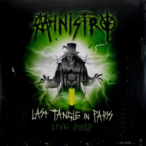 MINISTRY last tangle in paris
