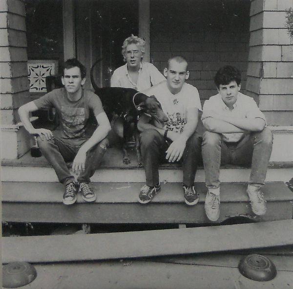"MINOR THREAT first demo tape 7"" inch"