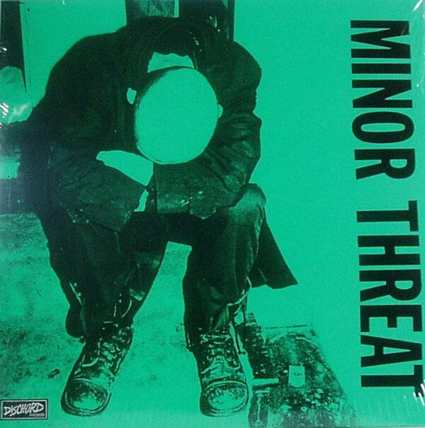 minor threat selftitled lp