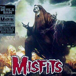 misfits devils rain cd