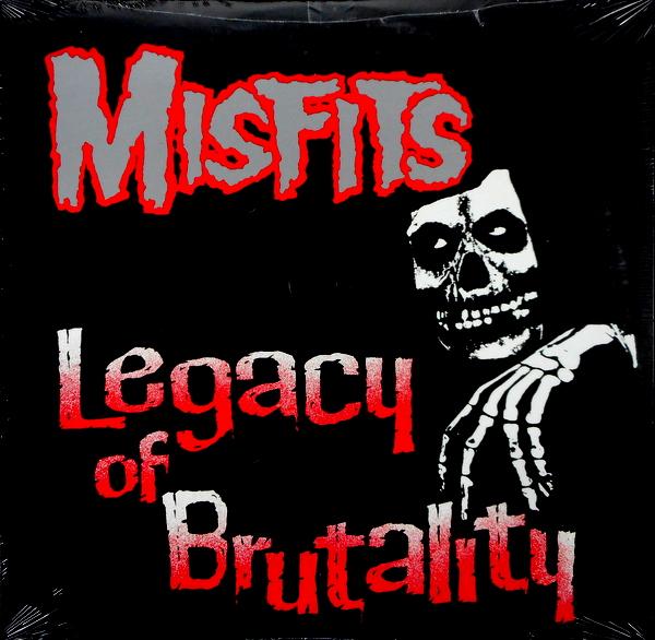MISFITS legacy of brutality LP
