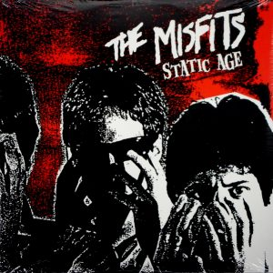 MISFITS static age LP