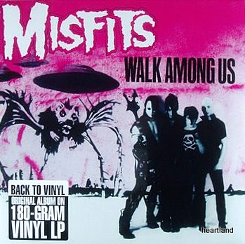 misfits walk among lp