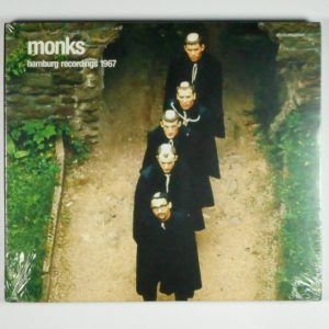 MONKS hamburg recordings 1967 CD