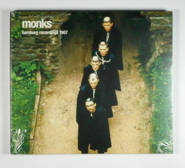 MONKS hamburg recordings 1967 CD
