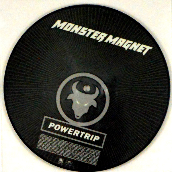 MONSTER MAGNET powertrip 7""