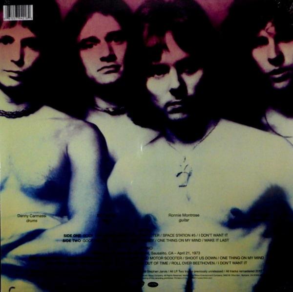 MONTROSE montrose - deluxe LP