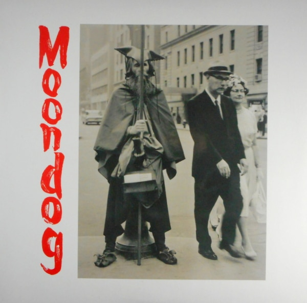 MOONDOG viking of sixth avenue LP