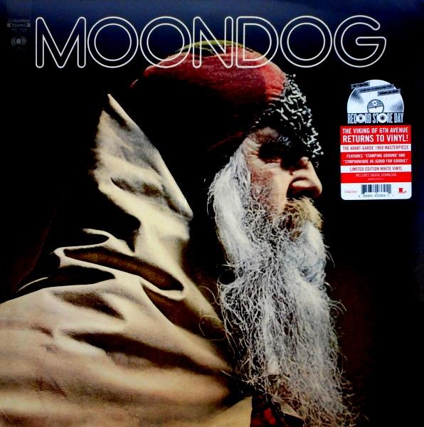 MOONDOG the story of moondog LP