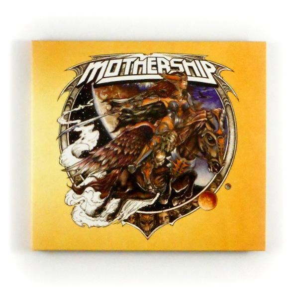 MOTHERSHIP mothership 2 CD