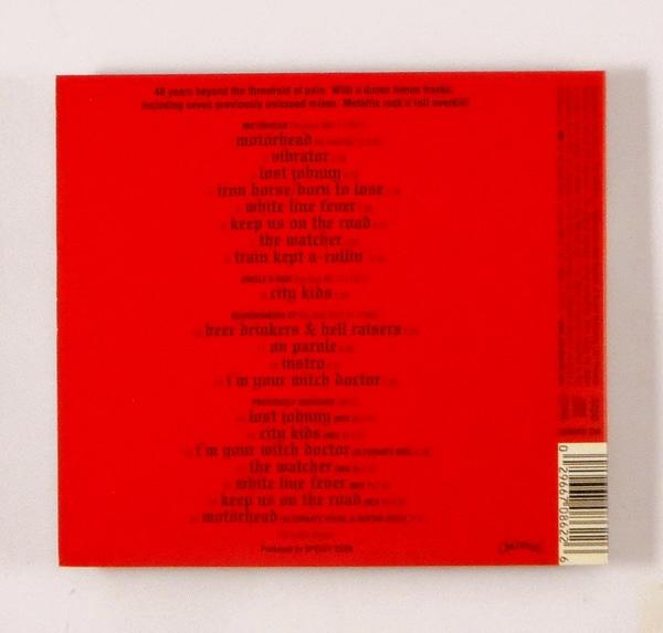 MOTORHEAD motorhead - deluxe CD