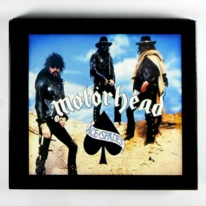 MOTORHEAD ace of spades - deluxe cd CD