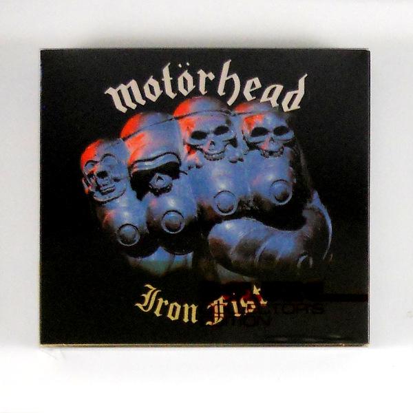 MOTORHEAD iron fist - deluxe cd CD