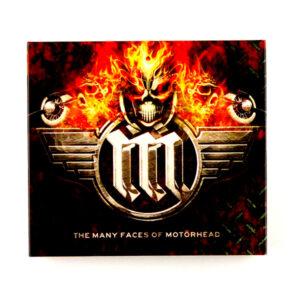 MOTORHEAD the many faces of motorhead CD