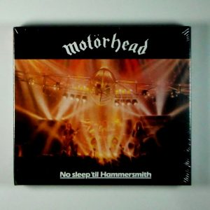 MOTORHEAD no sleep 'til hammersmith - deluxe cd CD