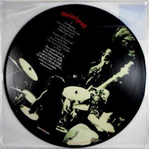 MOTORHEAD what's words worth? - pic disc LP