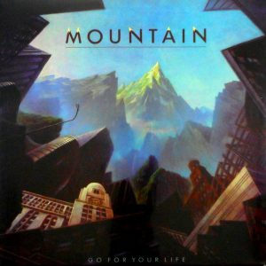 MOUNTAIN go for your life LP