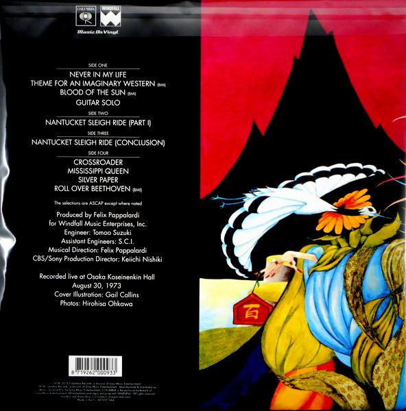MOUNTAIN twin peaks LP
