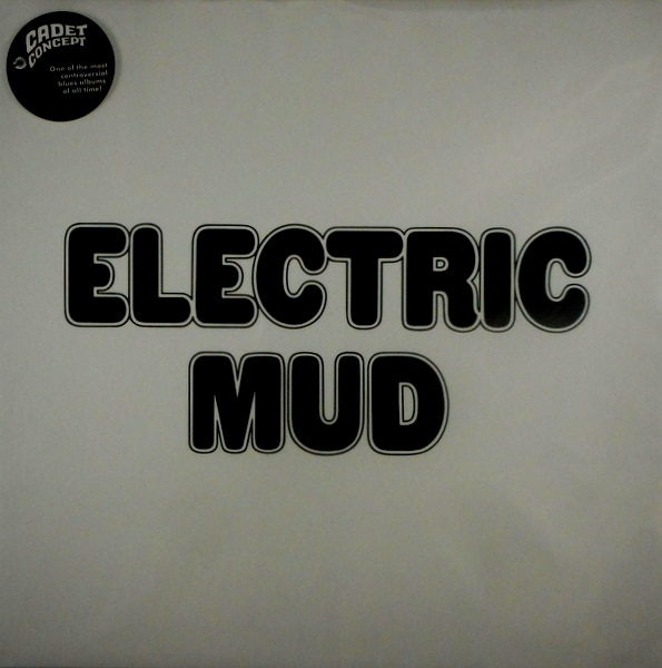 WATERS, MUDDY electric mud LP