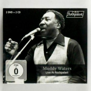 WATERS, MUDDY muddy waters live at rockpalast CD