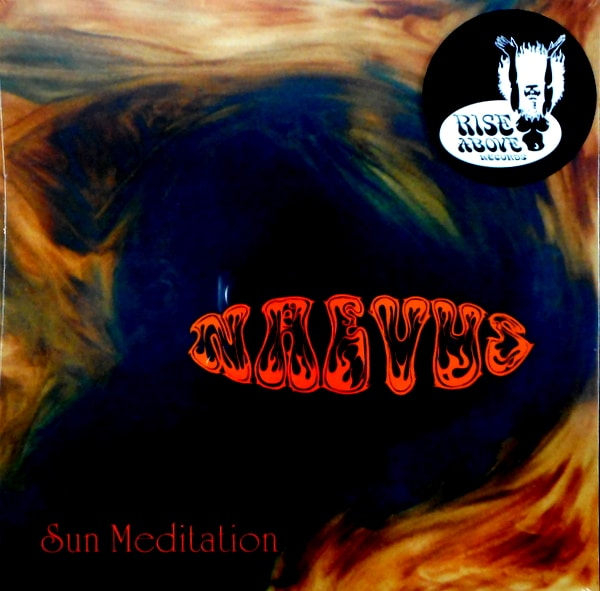 NAEVUS sun meditation LP