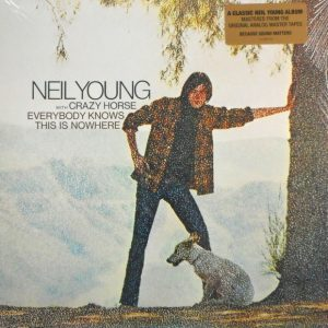 YOUNG, NEIL everybody knows this is nowhere LP